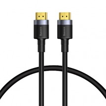 HDMI kabel  Baseus CADKLF-E01, černý, 1 m
