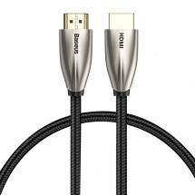 HDMI kabel Baseus Horizontl, 2.0, 1m, černá