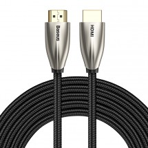 HDMI kabel Baseus Horizontl, 2.0, 5m, černá