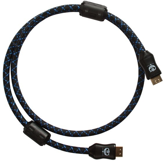 HDMI kabely HDMI kabel Acoustique Quality B-TECH, 2.0, 3m