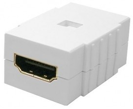 HDMI spojka Real cable WAC-180, HDMI - HDMI, přímá