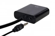HDMI/VGA(D-SUB)+výstup audio3,5mm Jack 0,2 m