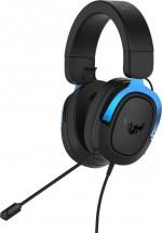 Headset Asus TUF GAMING H3, modrý