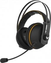 Headset Asus TUF GAMING H7, bezdrátový, žlutý