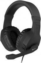 Headset Genesis Argon 200, herní, černá