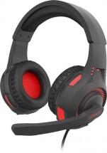 Headset Genesis Radon 200, 7.1 Virtual, herní, černá