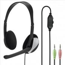 Headset Hama HS-P100, černý