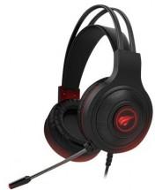 Headset Havit H2011d, herní, černý