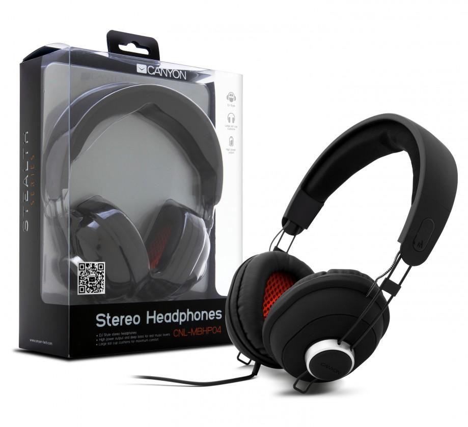 Headset, náhlavní souprava Canyon CNL-MBHP04