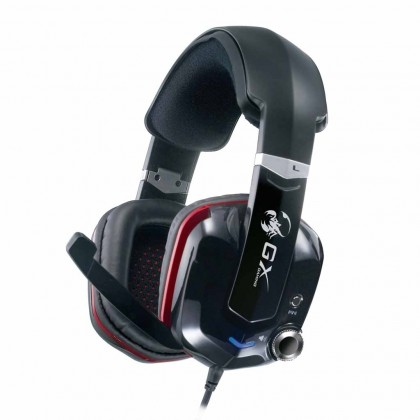Headset, náhlavní souprava Genius HS-G700V