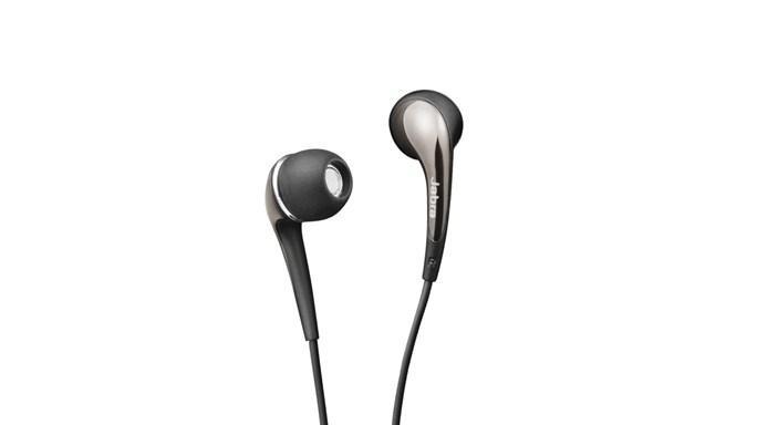 Headset, náhlavní souprava Jabra RHYTHM headset, drátová, pozlacené kontakty, 3,5mm jack,čer