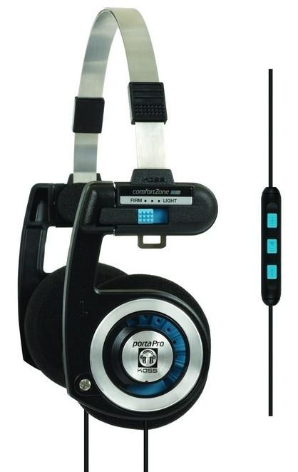 Headset, náhlavní souprava Koss PORTAPROKTC (doživotní záruka)