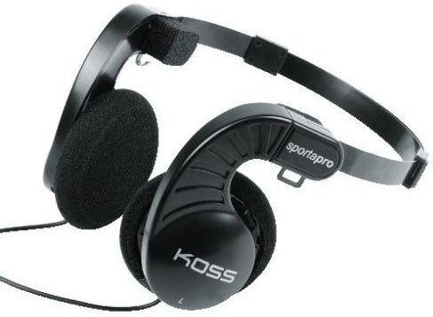 Headset, náhlavní souprava Koss SPORTAPRO (doživotní záruka)