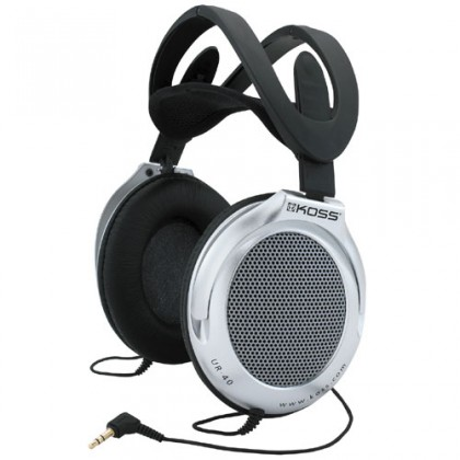 Headset, náhlavní souprava Koss UR/40 (doživotní záruka)