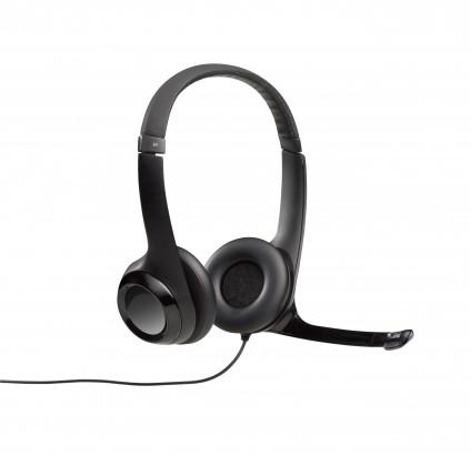Headset, náhlavní souprava Logitech Headset H390 USB