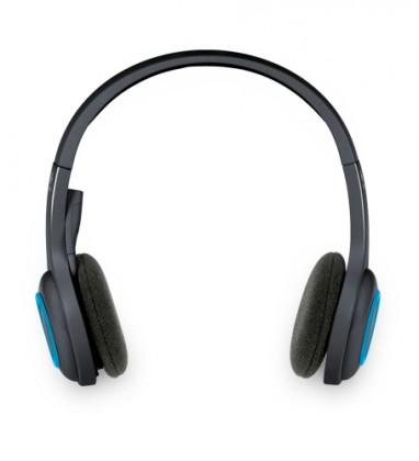 Headset, náhlavní souprava Logitech Wireless Headset H600