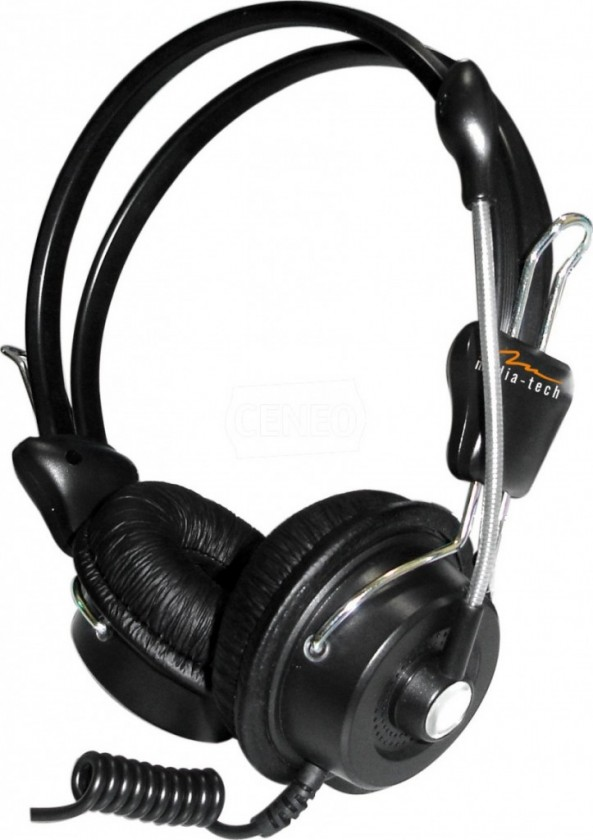 Headset, náhlavní souprava Media-Tech MT-3515 Delphini