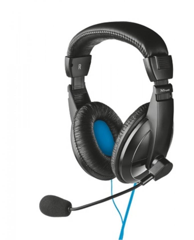 Headset, náhlavní souprava Trust 16976