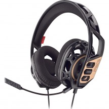 Headset Plantronics RIG 300, PC, černá ROZBALENO