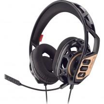 Headset Plantronics RIG 300, PC, černá