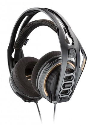 Headset Plantronics RIG 400 DOLBY Atmos, černá