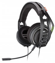 Headset Plantronics RIG 400HX DOLBY Atmos, pro Xbox One, černá