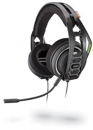 Headset Plantronics RIG 400HX, pro Xbox One, černá