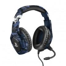 Headset Trust GXT 488 Forze-B, pro PS4, herní, maskáčový
