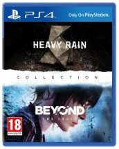 Heavy Rain and Beyond Two Souls Collection (PS4) PS719877943