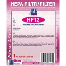 HEPA filtr Rowenta HF12 Compacteo