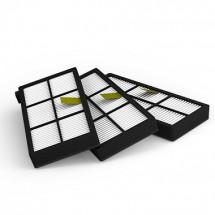 HEPA filtry iRobot 800 Series, 3-Pack