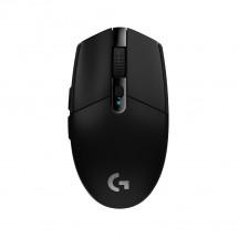 Herní bezdrátová myš Logitech G305 LIGHTSPEED, černá