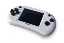 Herní gamepad Denver GMP-240C, 2,4  obrazovka,150 her, bílá POUŽI