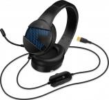 Herní headset Connect IT Evogear Ed. 2, s mikrofonem, černá