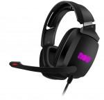 Herní headset Connect IT NEO, s mikrofonem, černá