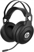 Herní headset HP Pavilion X1000, bezdrátový, černý