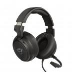 Herní headset Trust GXT 433 Pylo, 1 m, 3,5 mm jack, černá