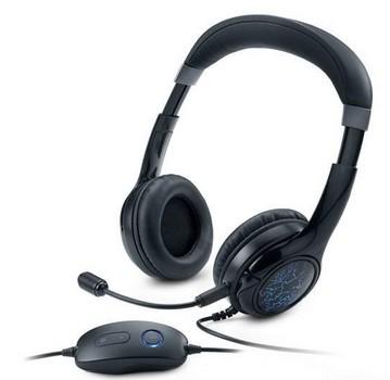 Herní Herní sluchátka s mik GENIUS HS-G450