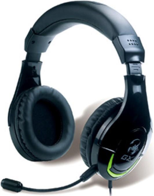 Herní Herní sluchátka s mik GENIUS HS-G600, - MORDAX