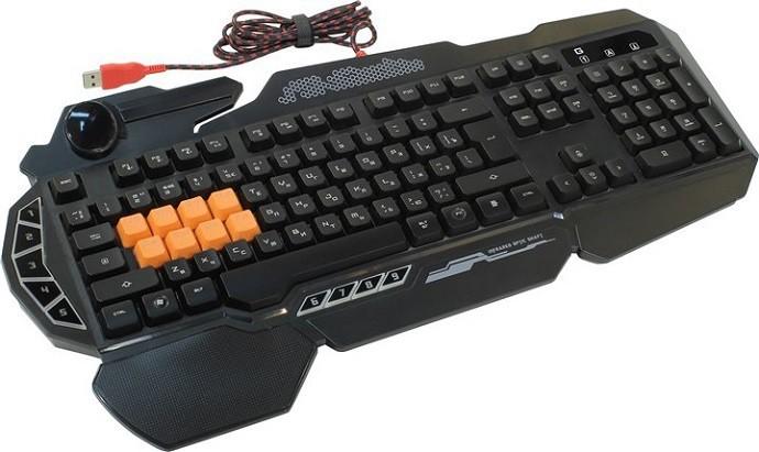 Herní klávesnice A4tech Bloody B318