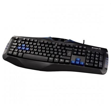 Herní klávesnice Hama uRage Exodus2 USB CZ, černá