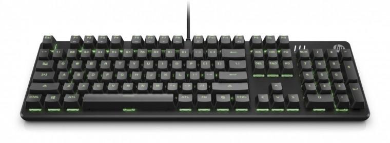 Herní klávesnice HP Pavilion 550 (9LY71AA)