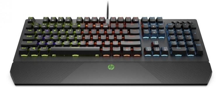 Herní klávesnice HP Pavilion 800 (5JS06AA)