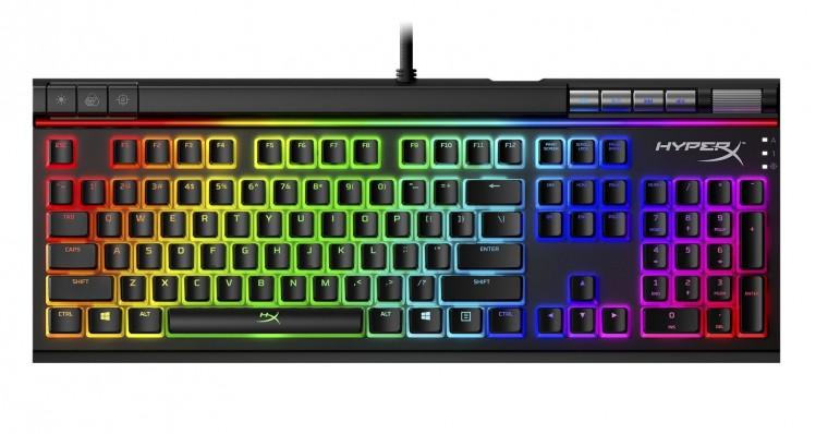 Herní klávesnice HyperX Alloy Elite II (HKBE2X-1X-US/G)