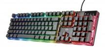 Herní klávesnice Trust Azor, CZ/SK