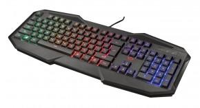 Herní klávesnice Trust GXT 830-RW Avonn (22591)