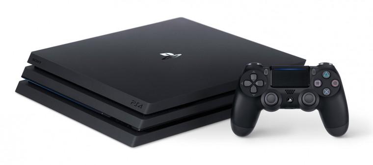 Herní konzole PlayStation 4 Sony PlayStation 4 Pro 1TB + Fortnite