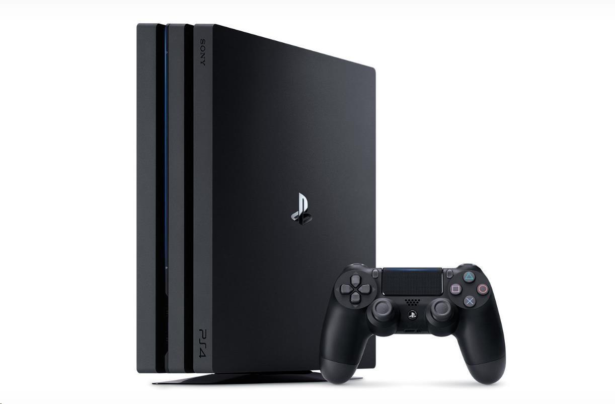 Herní konzole PlayStation 4 Sony PlayStation 4 Pro 1TB