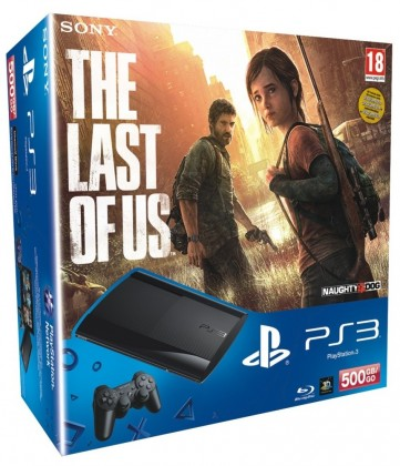 Herní konzole PlayStation 4 Sony PlayStation 4 + The Last Of Us