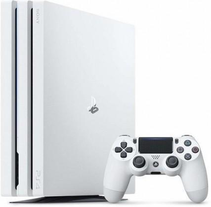 Herní konzole PlayStation 4 Sony PS4 Pro 1TB bílý - Gamma chassis